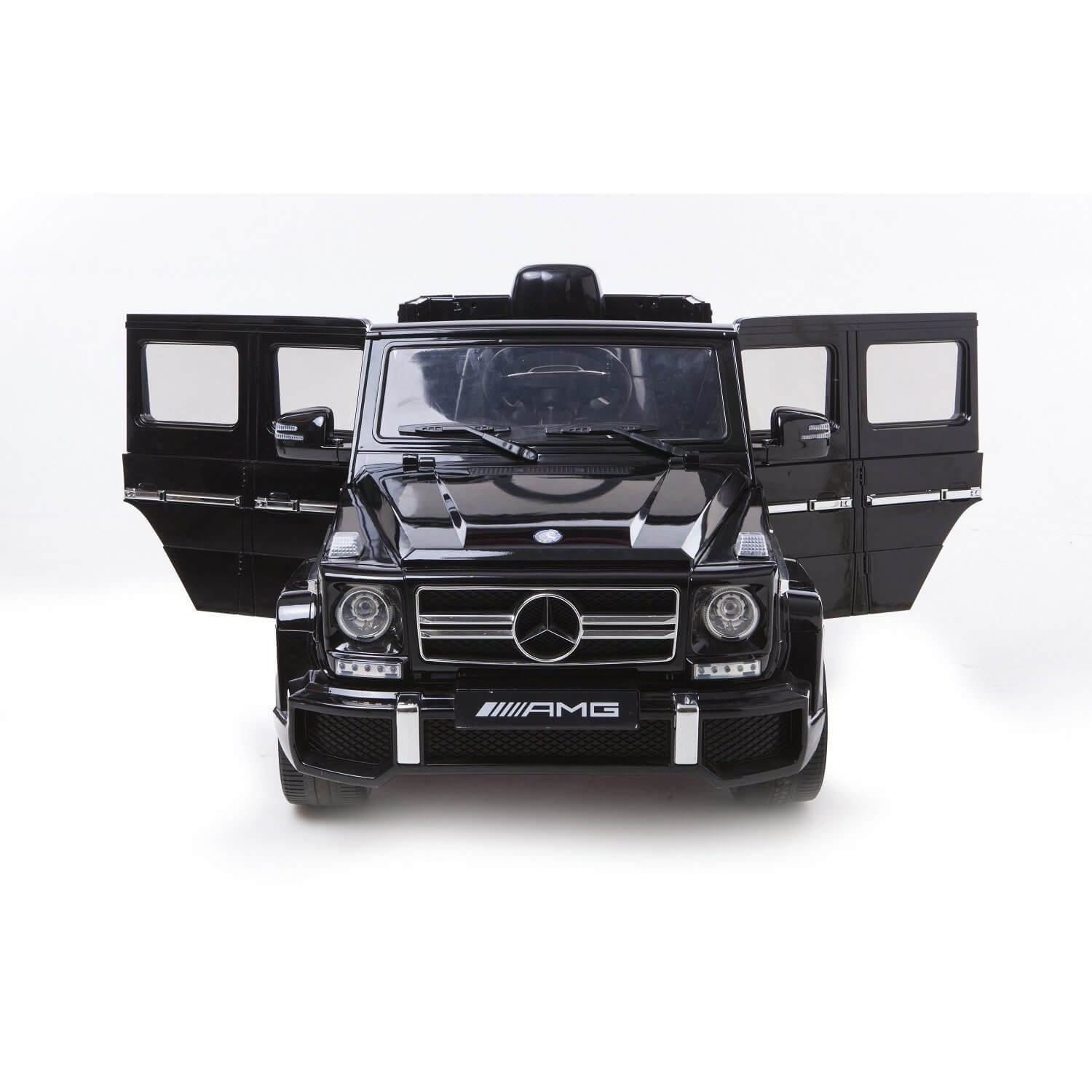 Raf Authentic Licensed   MERCEDES G-63 SUV Concept Ride on 12v car for kids - rafplay