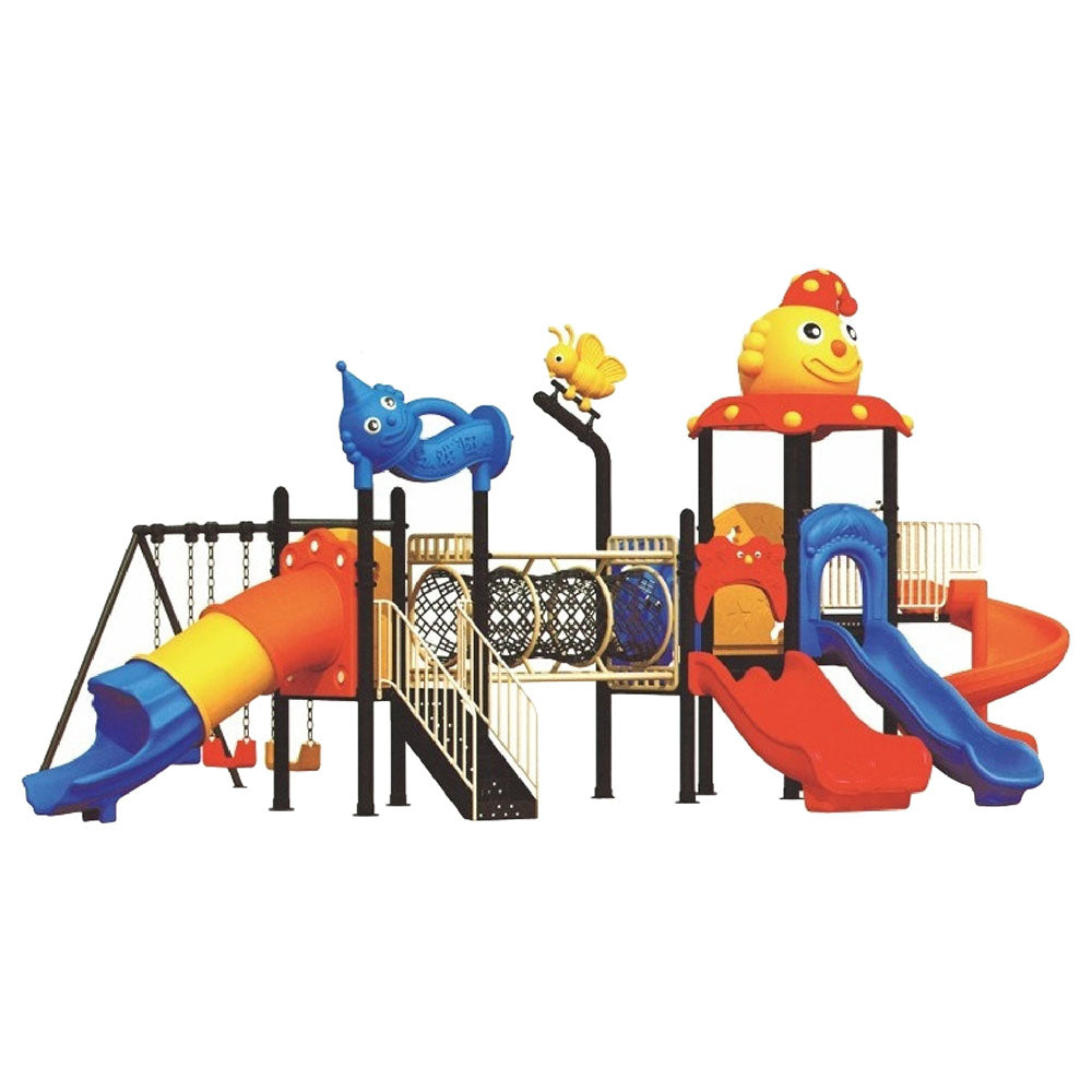 Raf - Circus Top All In 1 Play Center For Kids - 785 x 628 x 330 cm