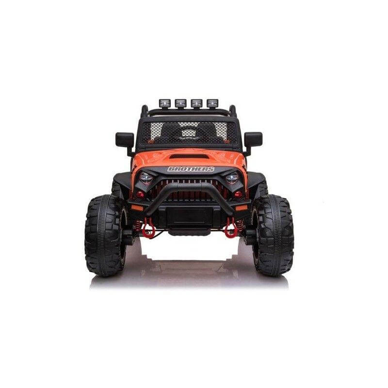 RAF 24 v 2 seater 4wd  KNIGHT RIDER  Jeep Electric Ride On SUV Car