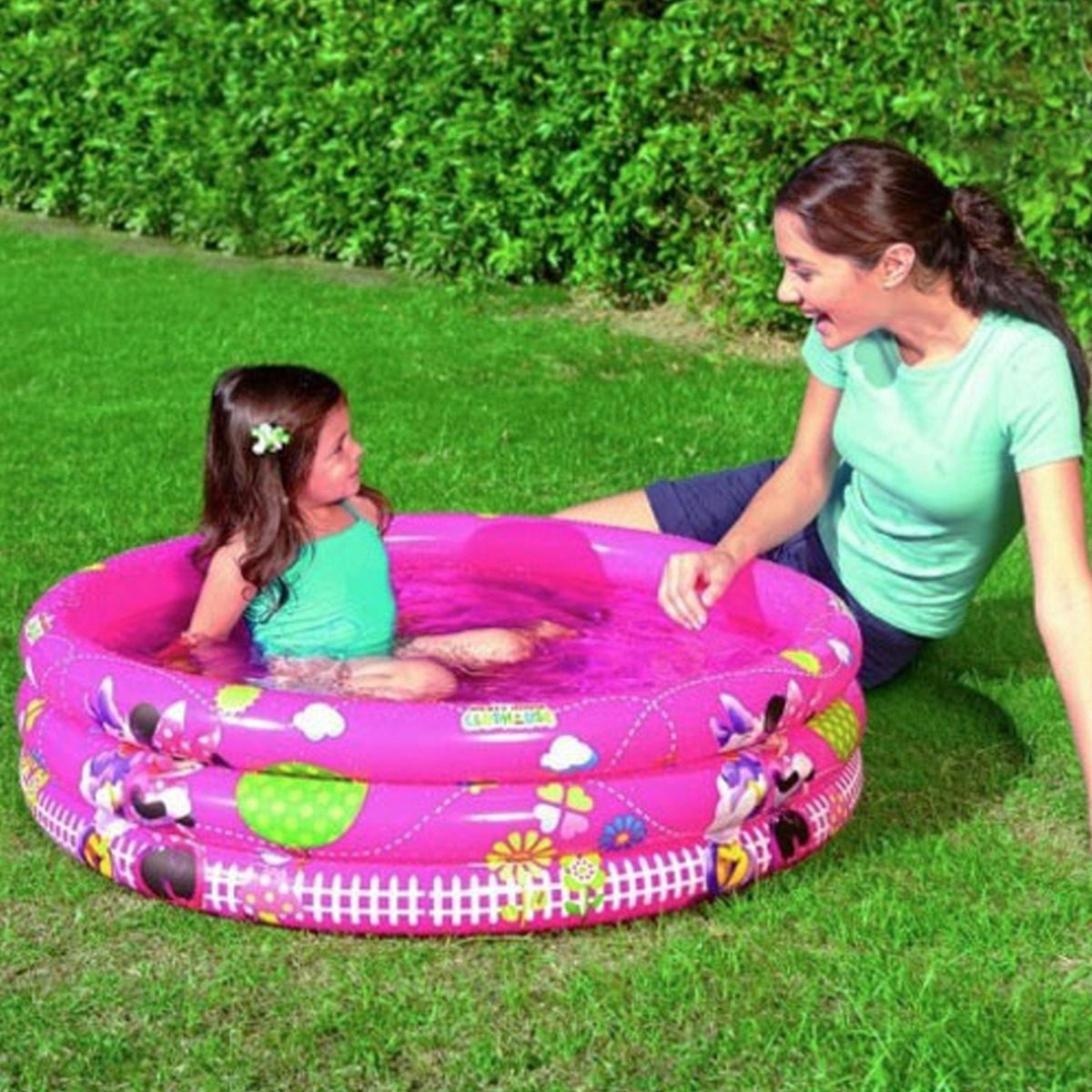 "Bestway 40""X10"" MICKEY MOUSE POOL"