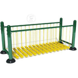 Raf Swing and trail Balancing walking bars -250 x 70 x 80 cms