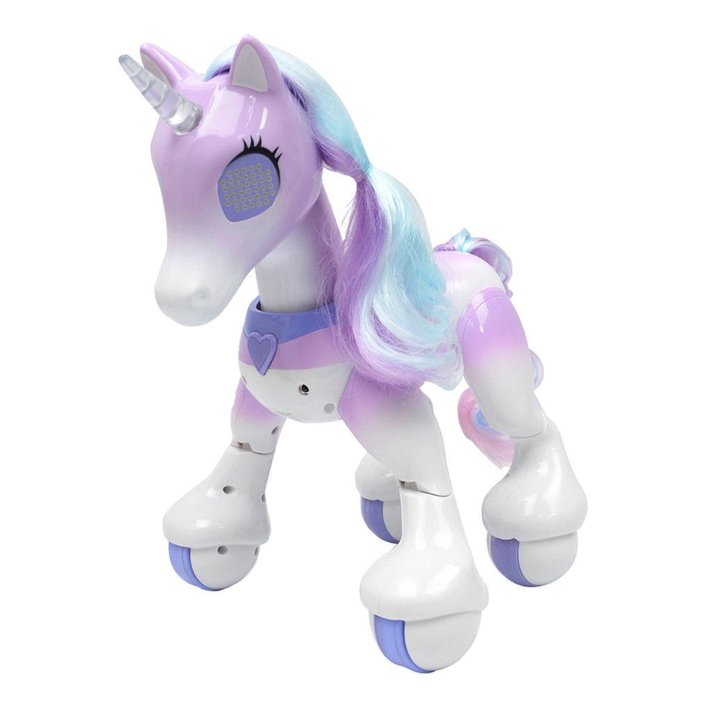 Kids Electronic  Remote Control Smart Robot Unicorn