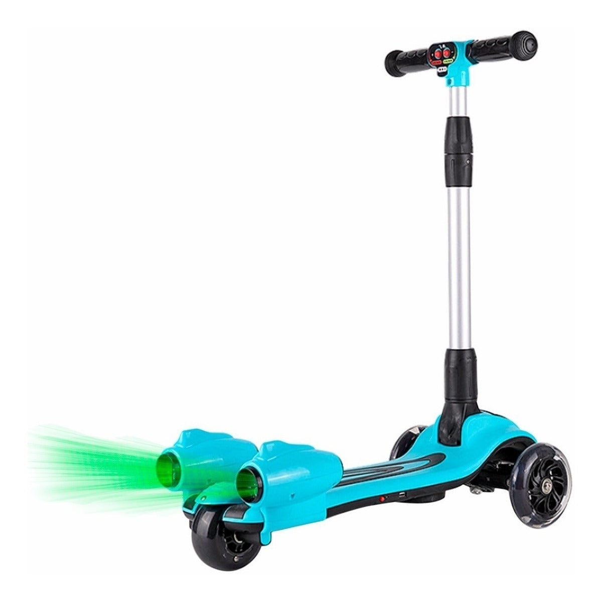 Smoke Scooter