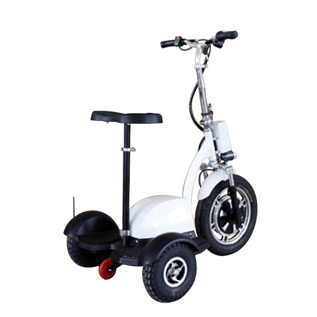 Personal Transporter 36v  Folding EScooter With seats & 3 wheels - rafplay
