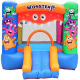 Megastar Inflatable  Lil Monsters  Bouncy castle for children with air blower
