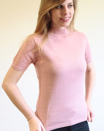 AMELIA Pure Alpaca Top