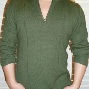 CARLOS Alpaca Zip Jumper Now $129 Save $60!