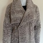 KAMOTE Alpaca Wool Cardigan Jacket