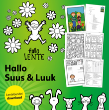 Load image into Gallery viewer, Suus & Luuk Lentebundel (download)