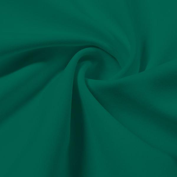 A swirled piece of Energize Activewear Nylon Spandex in the color spruce.