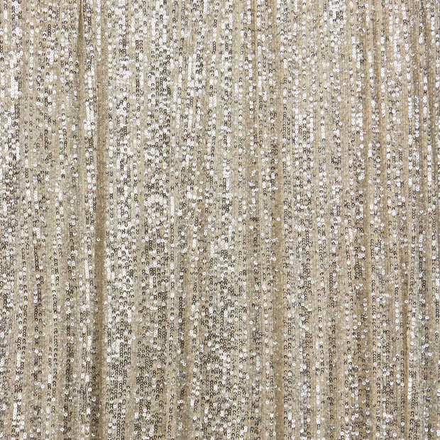 Exquisite Stretch Mesh Sequin