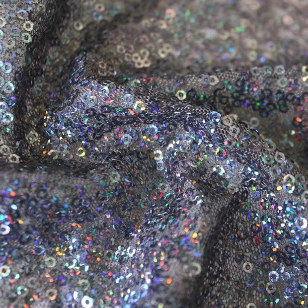 Flirt Stretch Mesh Sequin