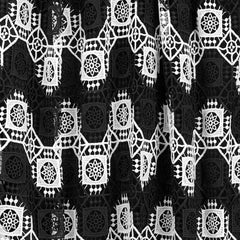 Frequency Mechanical Lace