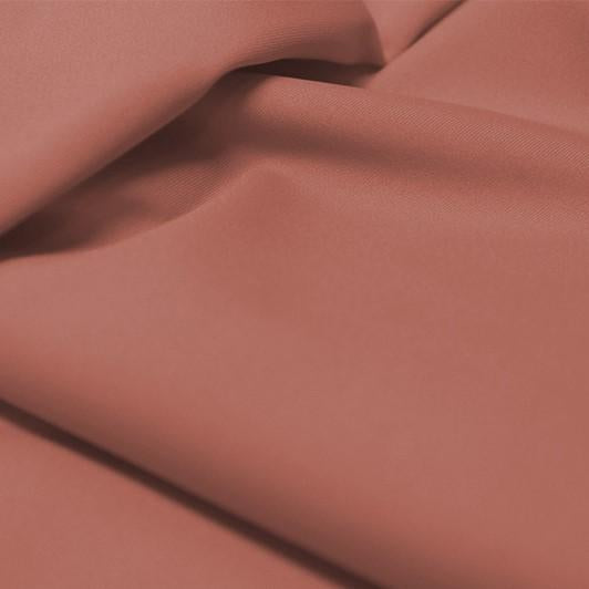 A flat sample of allure polyester spandex in the color mystic mauve.