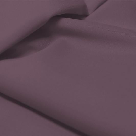 A flat sample of allure polyester spandex in the color toasted mauve.