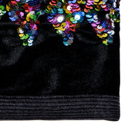 Harley Embroidered Sequin