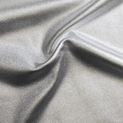 Sleek Foiled Stretch Twill