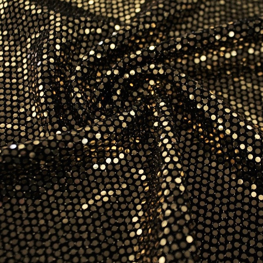 Slink Metallic Spandex Sequin