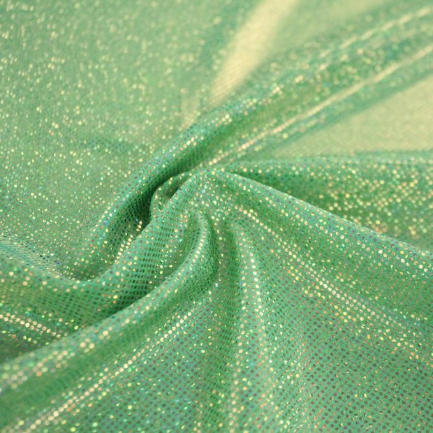 Sparkly Foiled Spandex