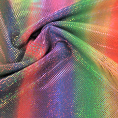 Trance Foiled Spandex