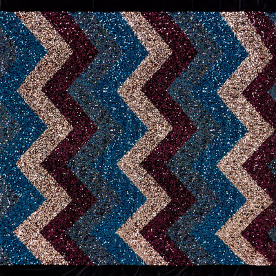 Cusco Embroidered Sequin