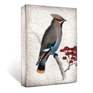 T485 Waxwing - The Red Hound Gifts