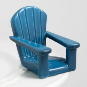 Nora Fleming Adirondack Chair Mini