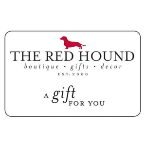 Gift Card - The Red Hound Gifts