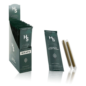 HIGHER STANDARDS PREMIUM HEMP WRAPS