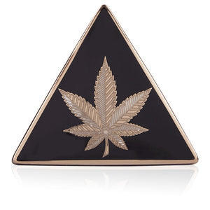 HIGHER STANDARDS X JONATHAN ADLER HASHISH TRIANGLE BOX