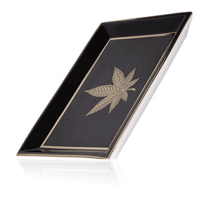HIGHER STANDARDS X JONATHAN ADLER HASHISH VALET TRAY - BHANGO HEAD SHOP - Premium Glass, Vape and Cannabis Accessories