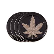 HIGHER STANDARDS X JONATHAN ADLER HASHISH COASTERS - BHANGO HEAD SHOP - Premium Glass, Vape and Cannabis Accessories