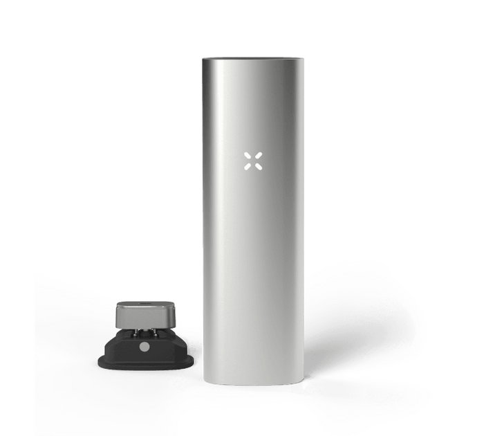 PAX 3 DRY HERB + CONCENTRATE VAPORIZER - MATTE SILVER - BHANGO HEAD SHOP - Premium Glass, Vape and Cannabis Accessories