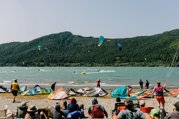Winfest 2018 At Nitinat Lake