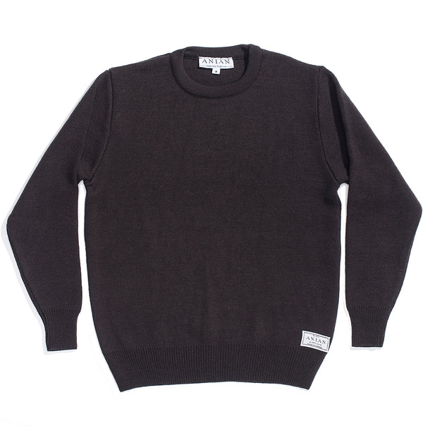 The Fisherman Sweater Brown