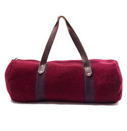 Burgundy True Duffel