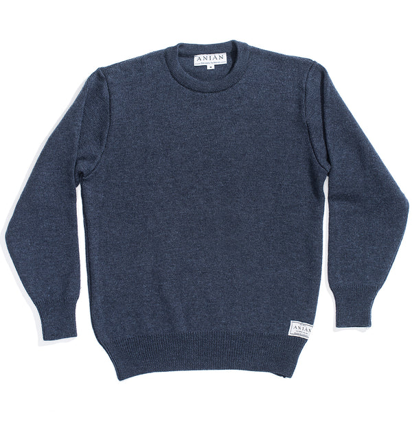 The Fisherman Sweater Navy
