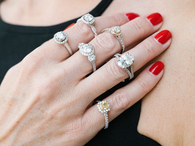 Our Favorite Engagement Ring Styles