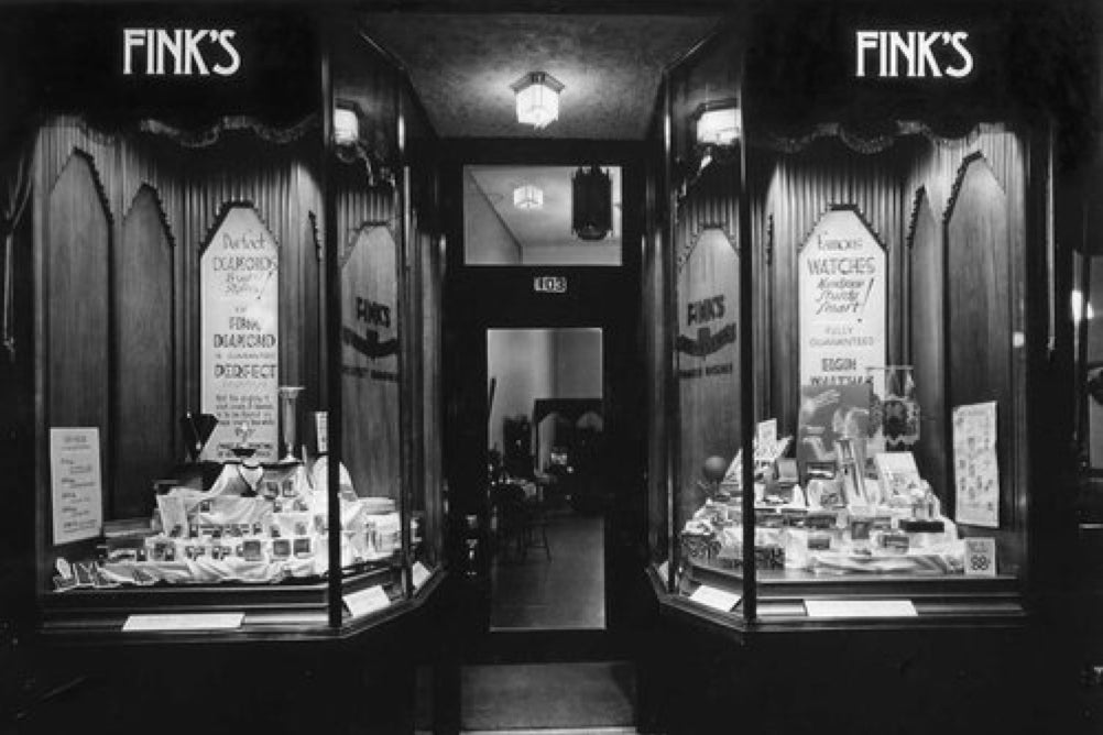 1930s Storefront