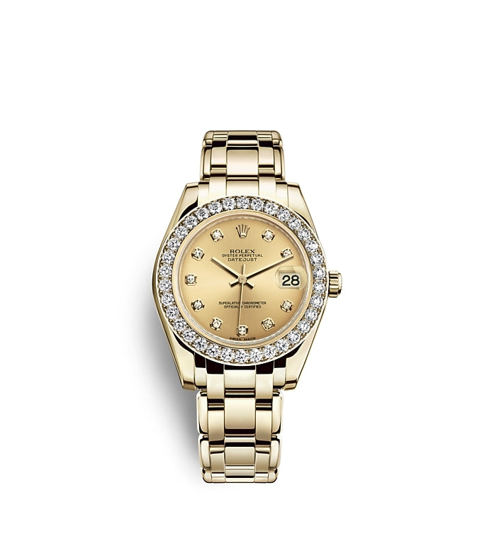 Rolex Pearlmaster 34