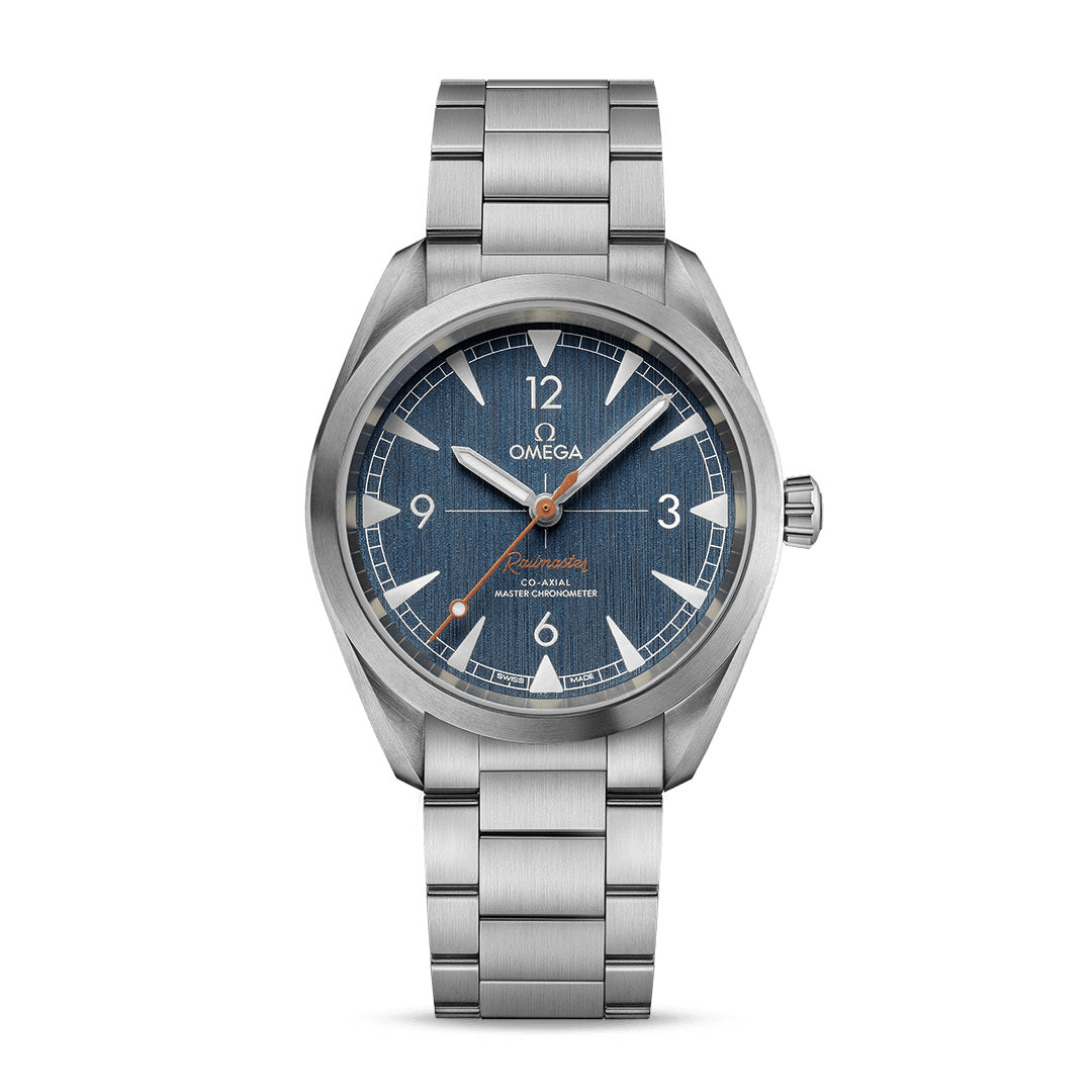 OMEGA Seamaster Railmaster Co-Axial Master Chronometer 40mm