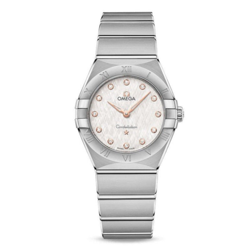 OMEGA Constellation Manhattan Diamonds Quartz 28mm