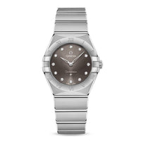 OMEGA Constellation Manhattan Quartz 28mm with Grey Dial