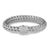 Load image into Gallery viewer, John Hardy Classic Chain Large Bracelet with Diamond Clasp