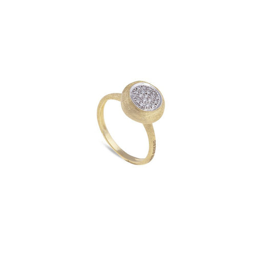 Marco Bicego Jaipur 18K Yellow Gold Diamond Ring