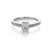 Load image into Gallery viewer, Fink's Platinum ASHOKA® Diamond Shank Engagement Ring