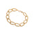 Load image into Gallery viewer, Sabel Gold 18K Yellow Gold Link Bracelet