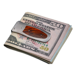 "William Henry Pharaoh ""Coco"" Money Clip"
