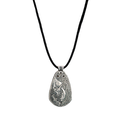 William Henry Satisfaction Silver Pendant