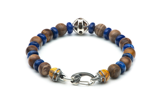 "William Henry BB30 MOP ""Adventure"" Bracelet"